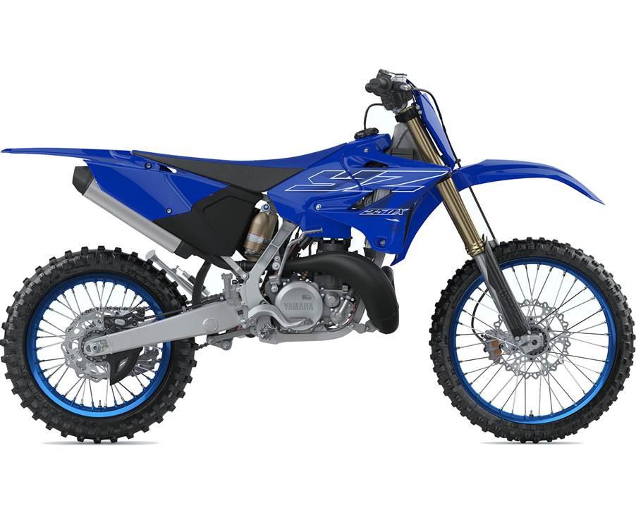 2022 Yamaha YZ250X Frais inclus+Taxes