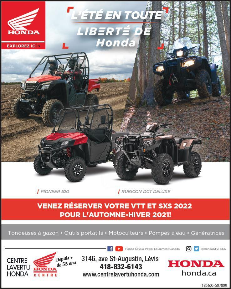 Honda TRX 420 2022