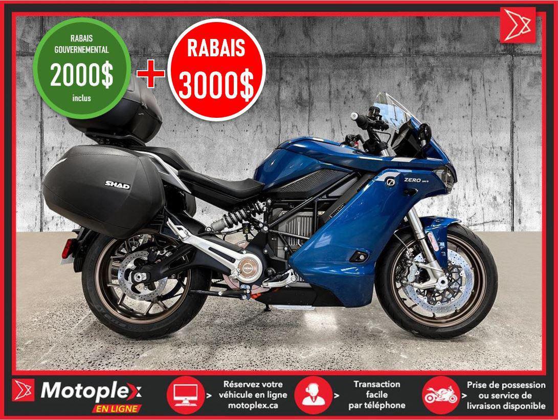 Zero Motorcycles SR/S PREMIUM 2020