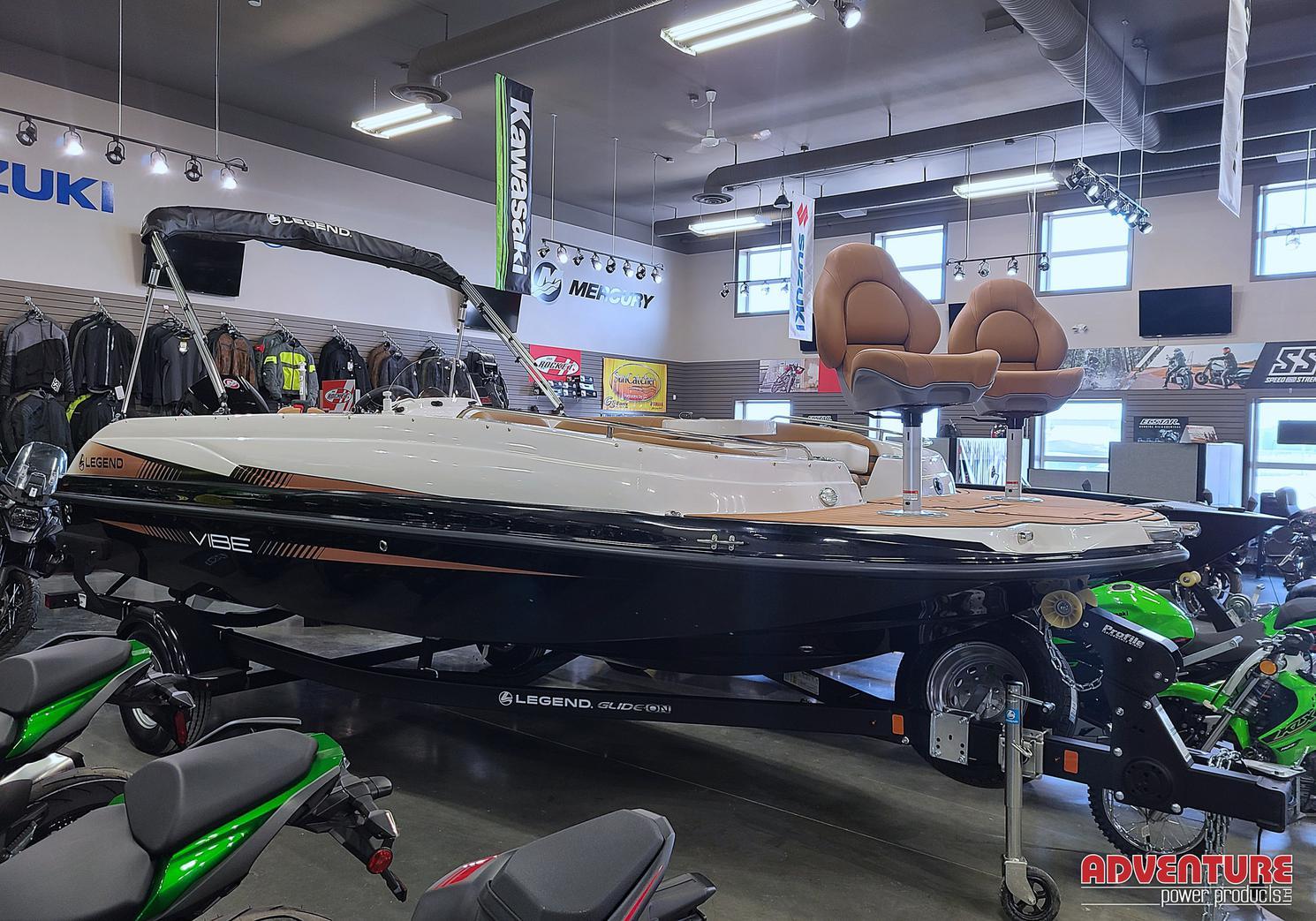 2021 Legend Boats D20 Vibe - PENDING SALE