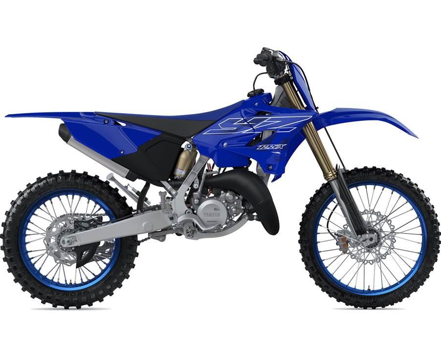 2022 Yamaha YZ125X Frais inclus+Taxes