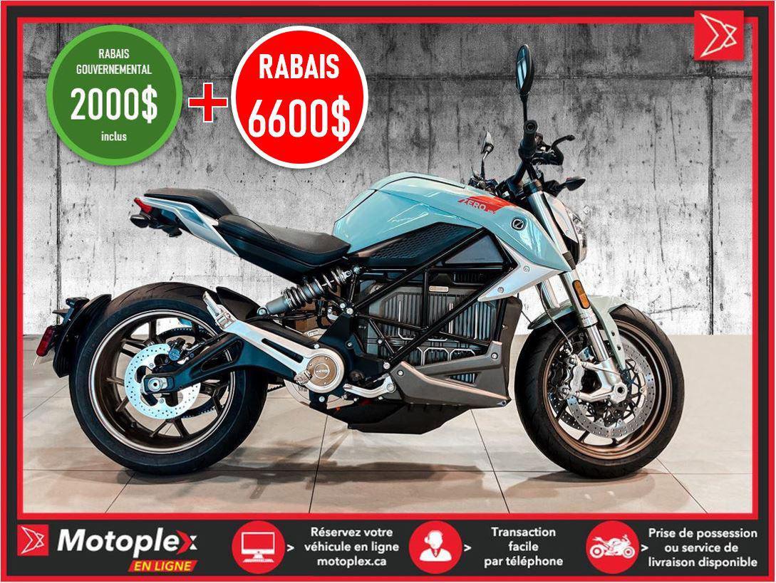 Zero Motorcycles Moto électrique - SR/F Premium 2020