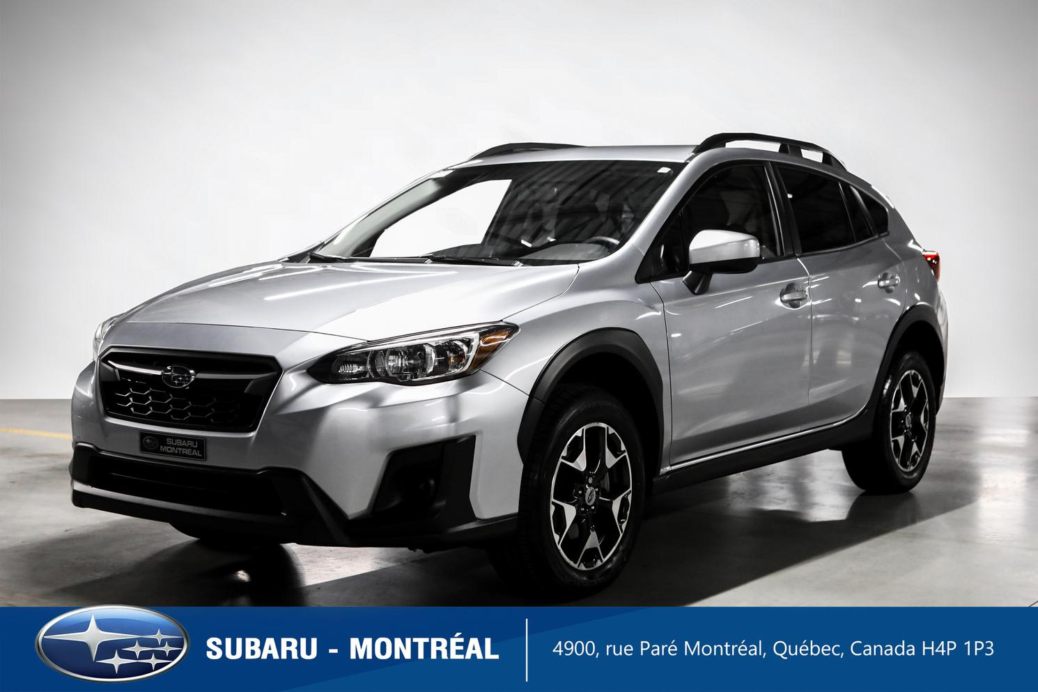 2018 Subaru Crosstrek Convience