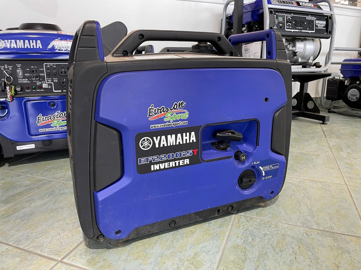 2020 Yamaha EF2200iST