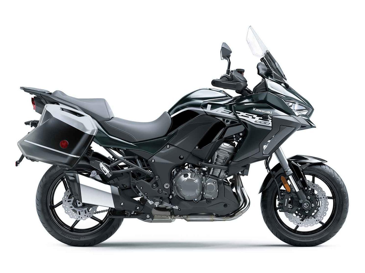 2020 Kawasaki VERSYS  1000 ABS LT SE 59$/semaine
