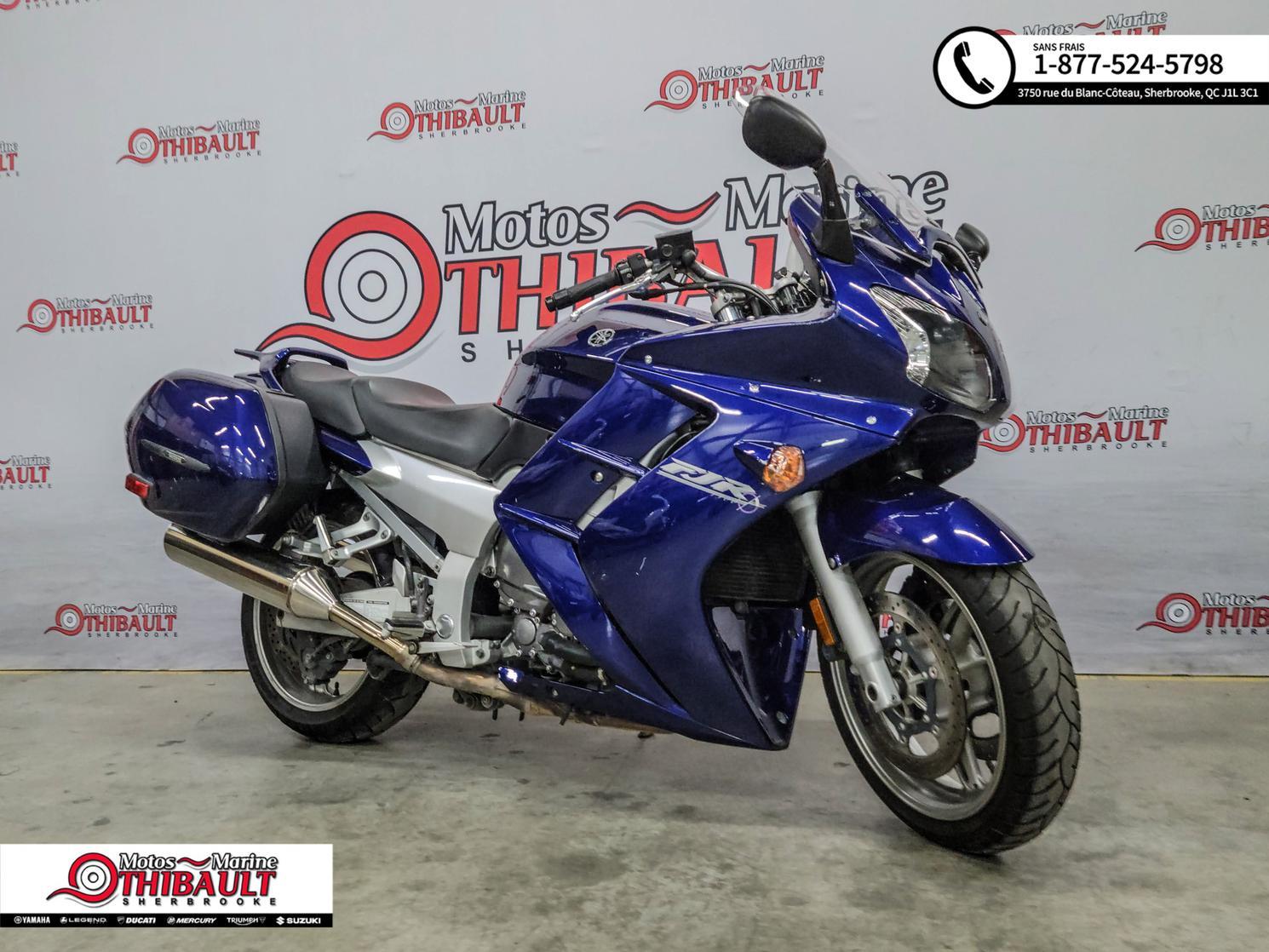 2005 Yamaha FJR 1300