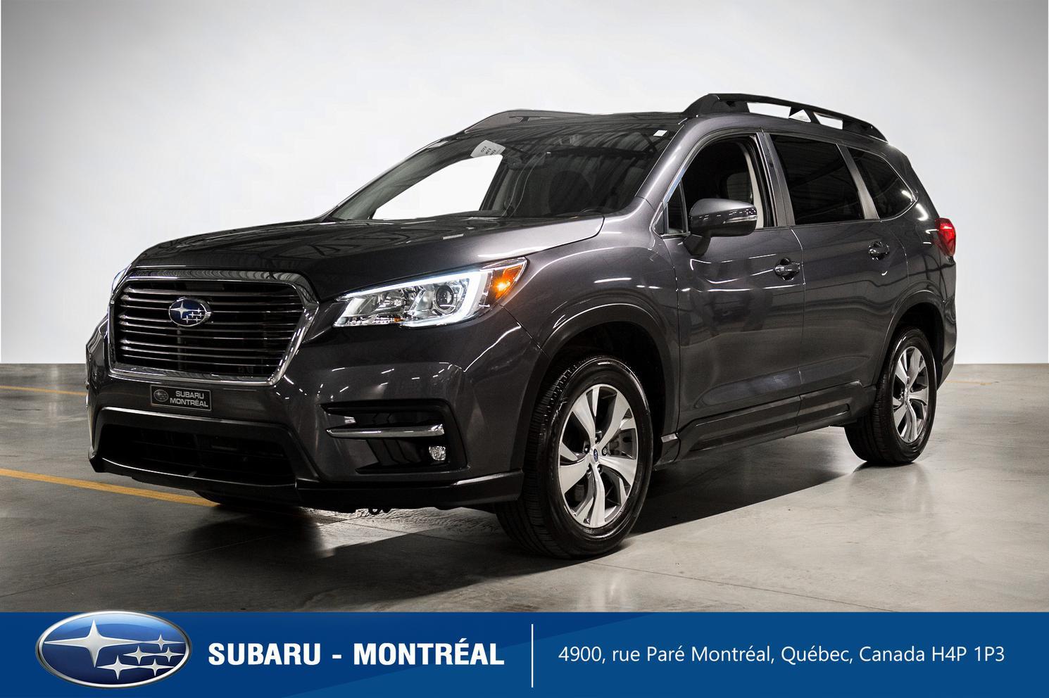 2019 Subaru Ascent Touring – 7 passagers