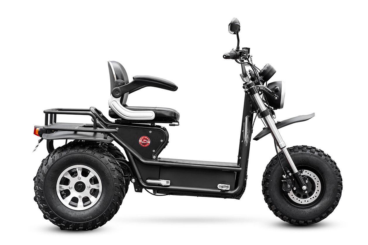Daymak Boomerbeast 2 D Off Road Mobility 60V 2X 500W 2021