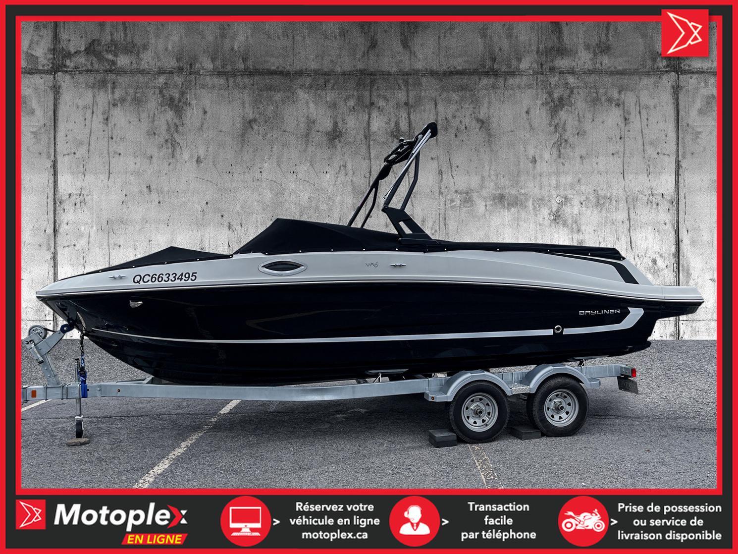 2019 BAYLINER VR6 Deck-Boat - 177$/semaine