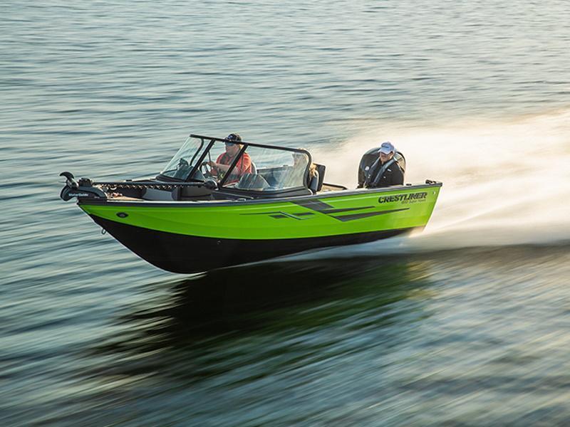 CRESTLINER FISH HAWK 1750 WT JUMPSEAT MOTEUR MERCURY 150 XL PRO XS 2021