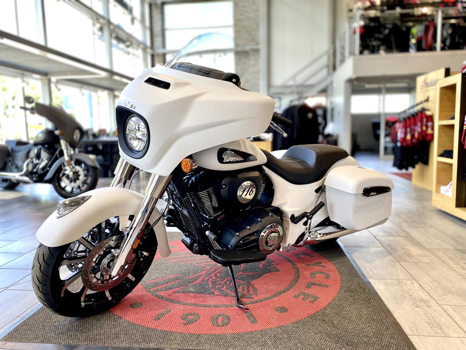 Indian Motorcycle CHIEFTAIN 116 2020