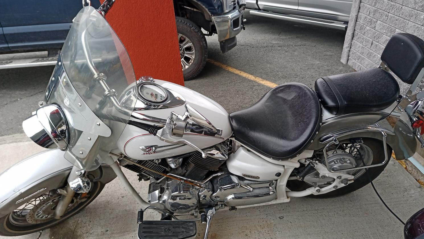 2004 Yamaha V-STAR 110