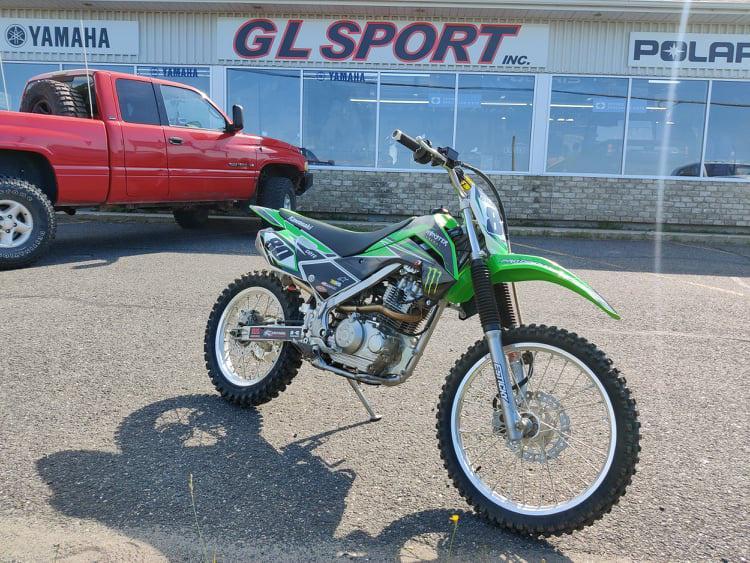 2020 Kawasaki KLX 140 G