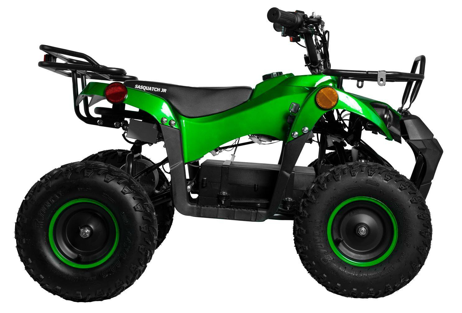 Daymak Sasquatch Jr Electric ATV 36V 350W (Red, Blue or Yellow) 2021