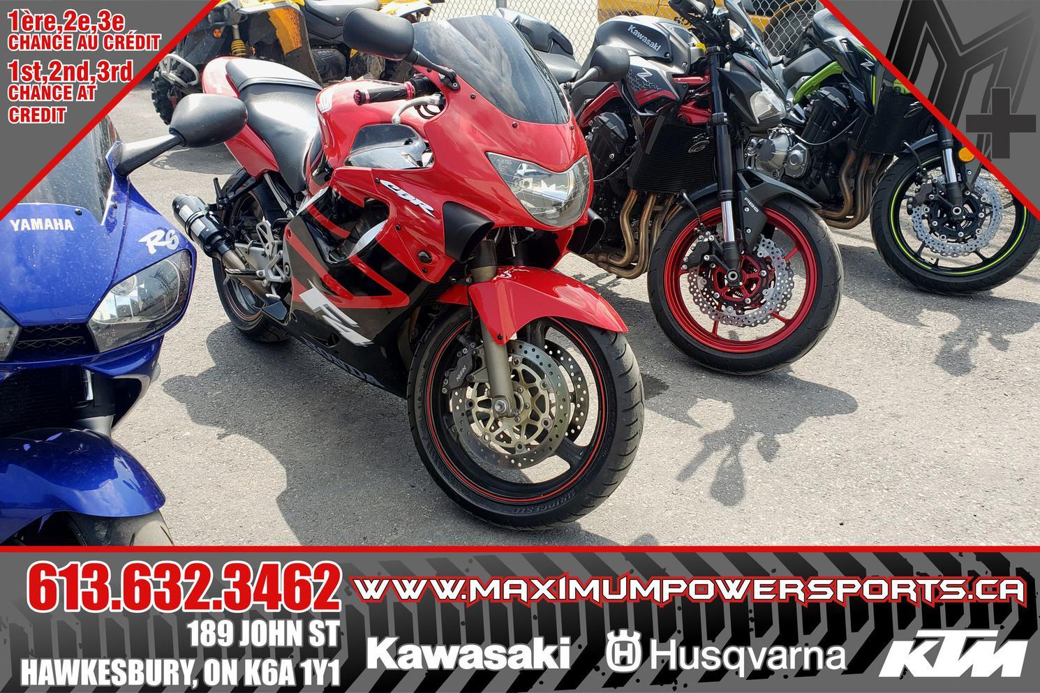 2000 Honda CBR 600 F4 CBR 600 F4