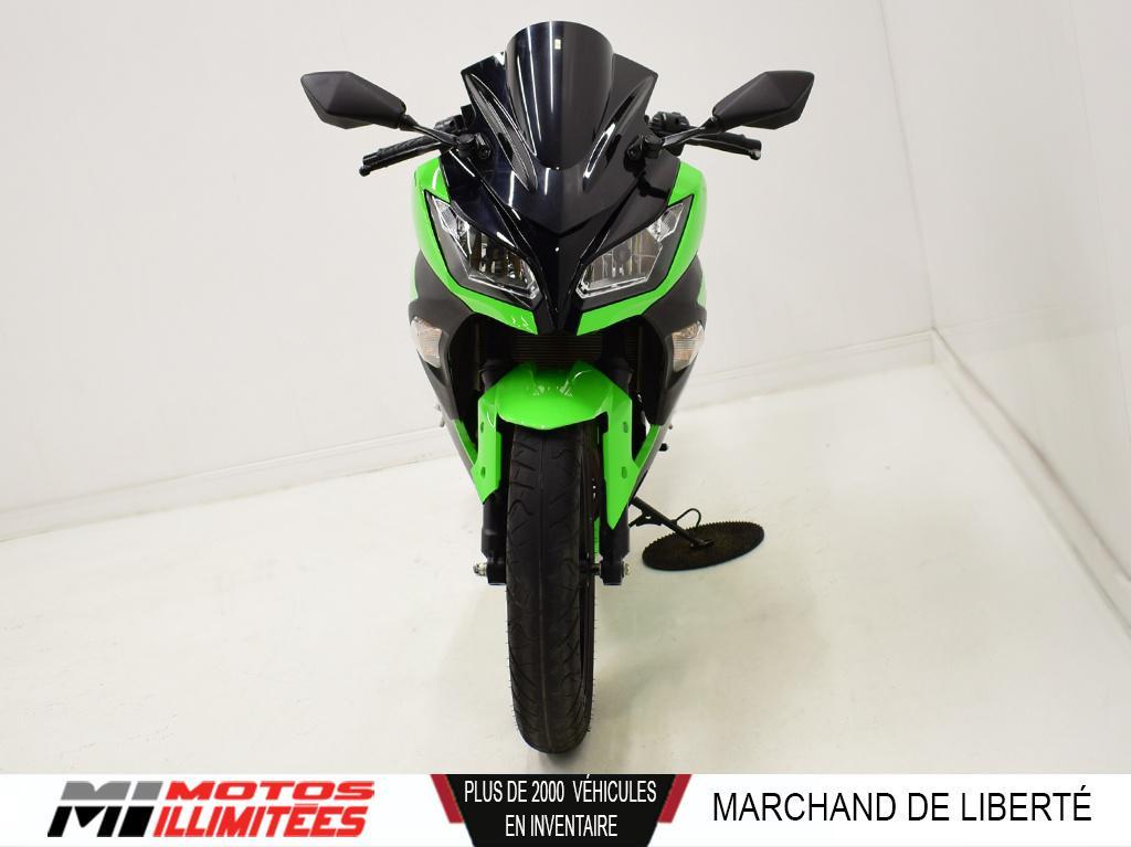 2014 Kawasaki Ninja 300 SE - Frais inclus+Taxes