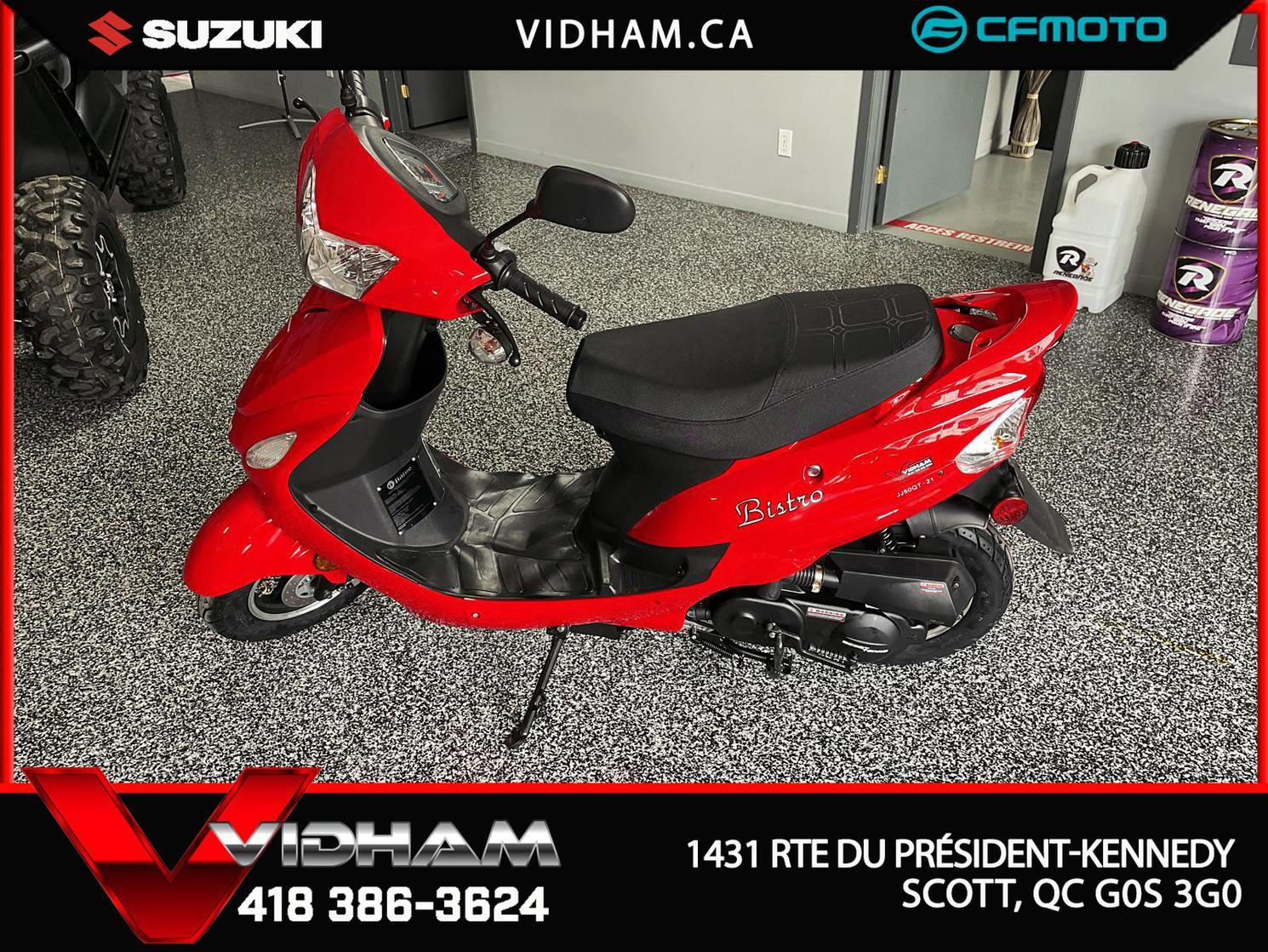 Scootterre Bistro 2021