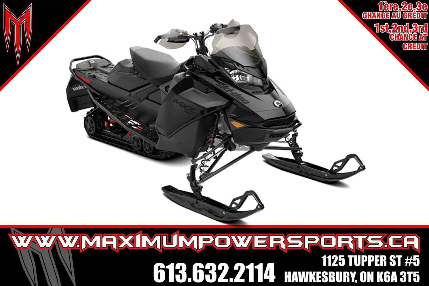 2022 Ski-Doo MXZ - MXZ TNT 850 E-TEC E.S. ICE RIPPER XT 1.25