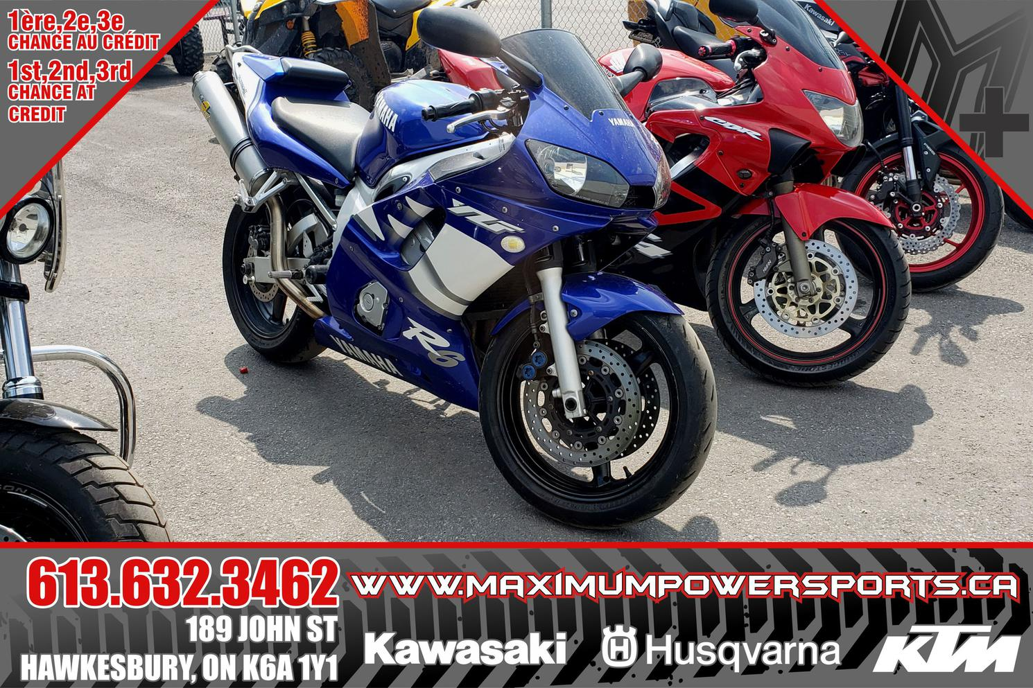 1999 Yamaha R6 R6