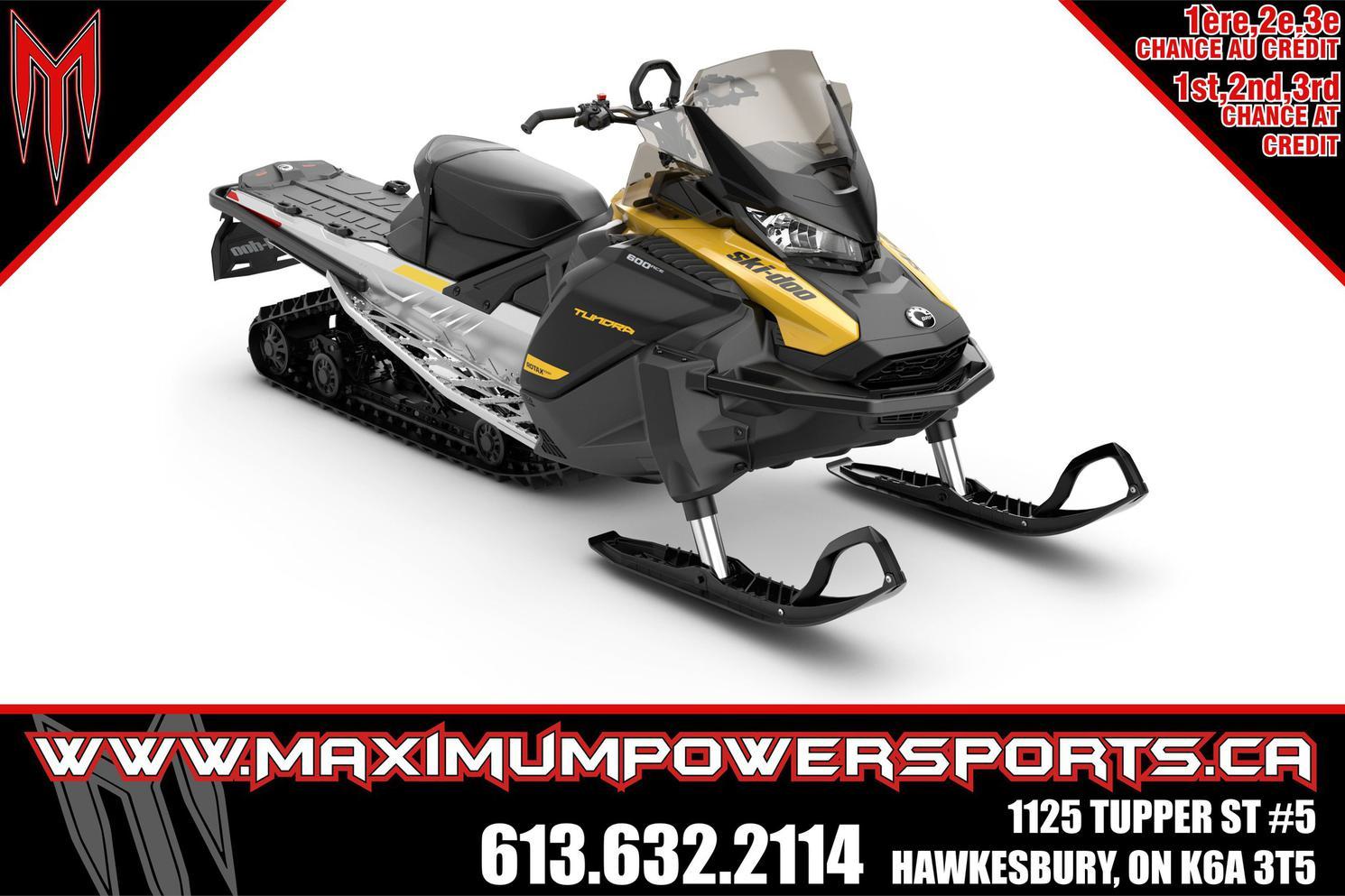 2022 Ski-Doo TUNDRA - TUNDRA LT 600 ACE E.S. (REV-XU) CHARGER 1.5