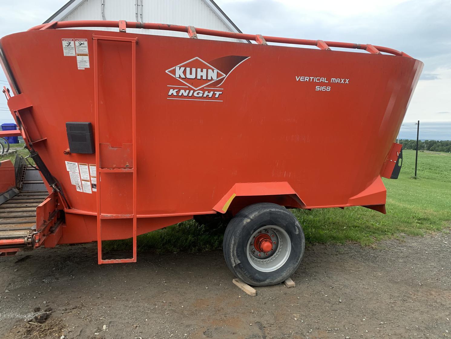 2011 Kuhn 5168