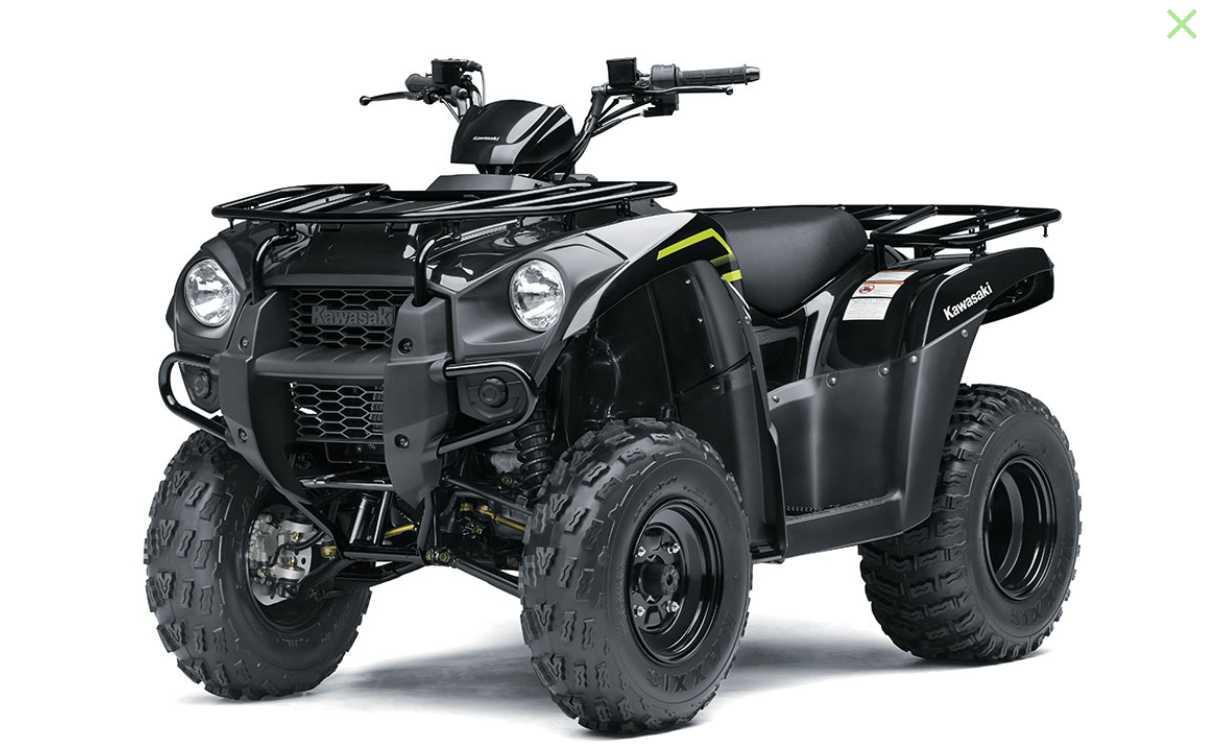 Kawasaki KVF 300 2022