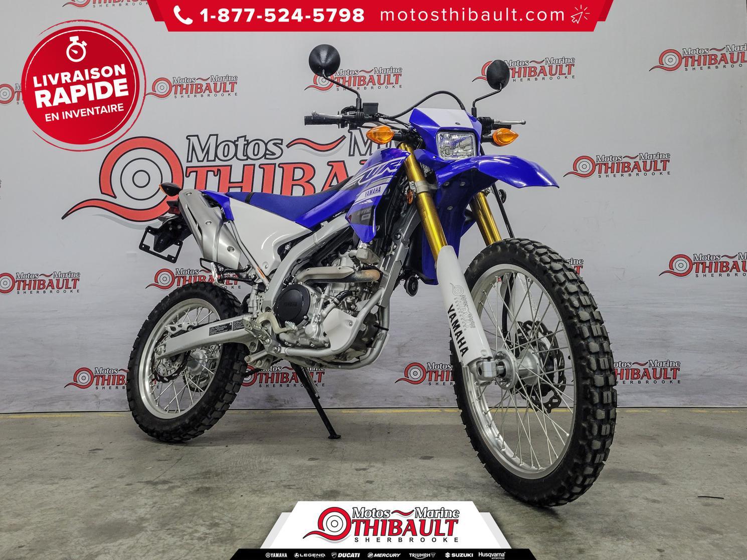 Yamaha WR250R 2020 - Double usage