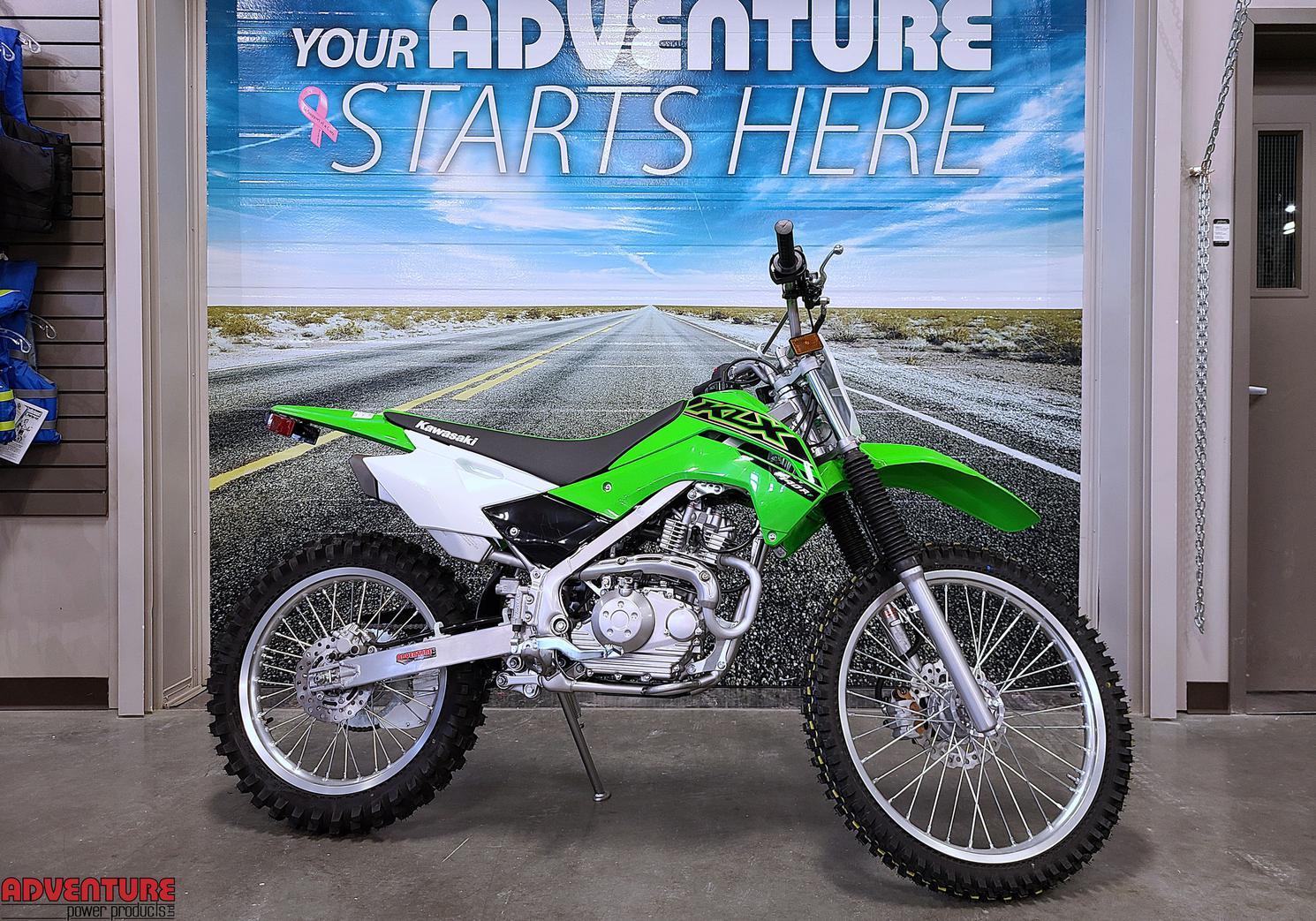 2021 Kawasaki KLX140R-F
