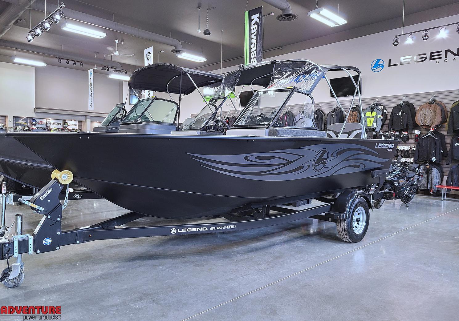 2021 Legend Boats F19 Pro