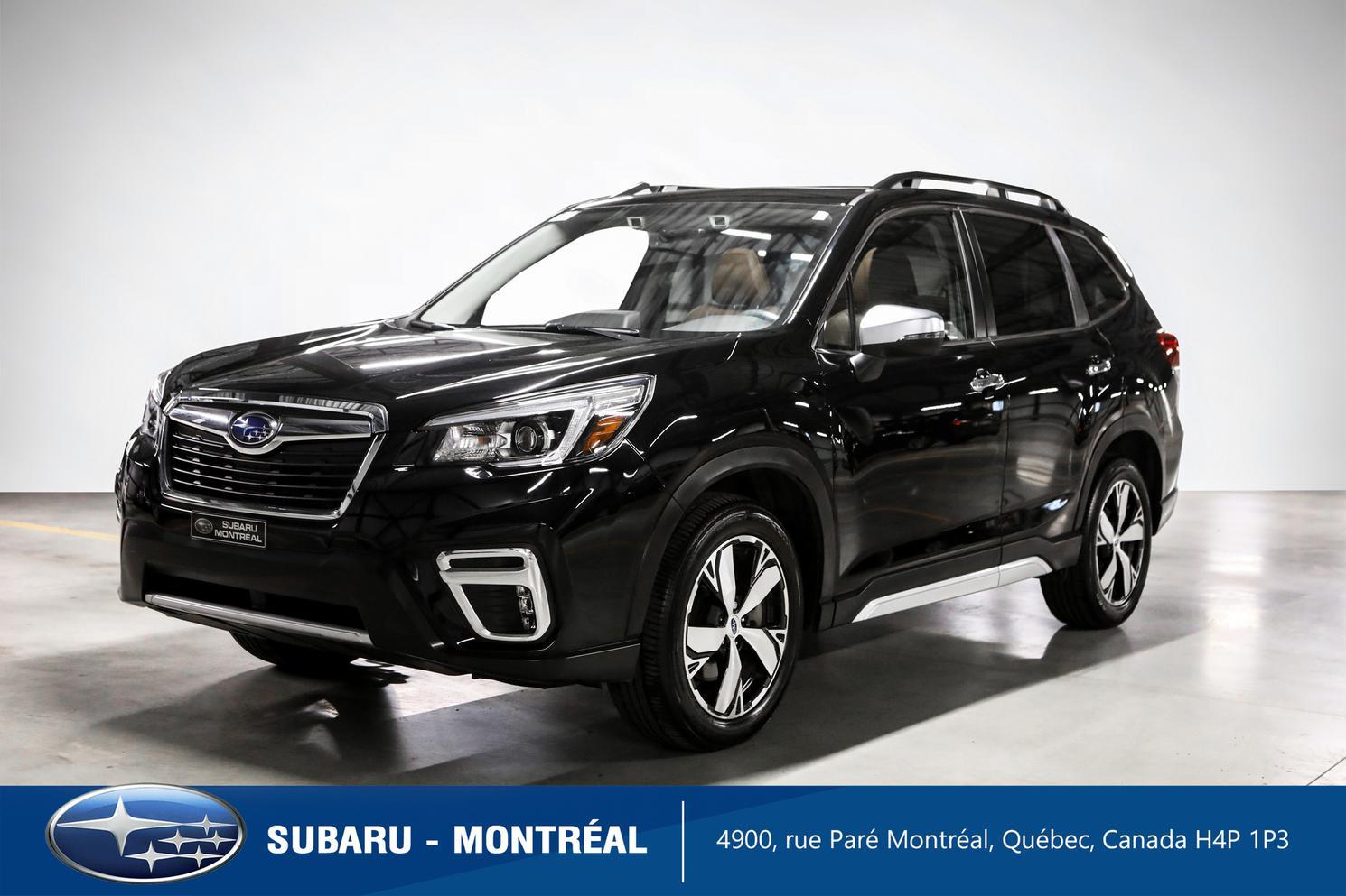 2020 Subaru Forester Premier Eyesight