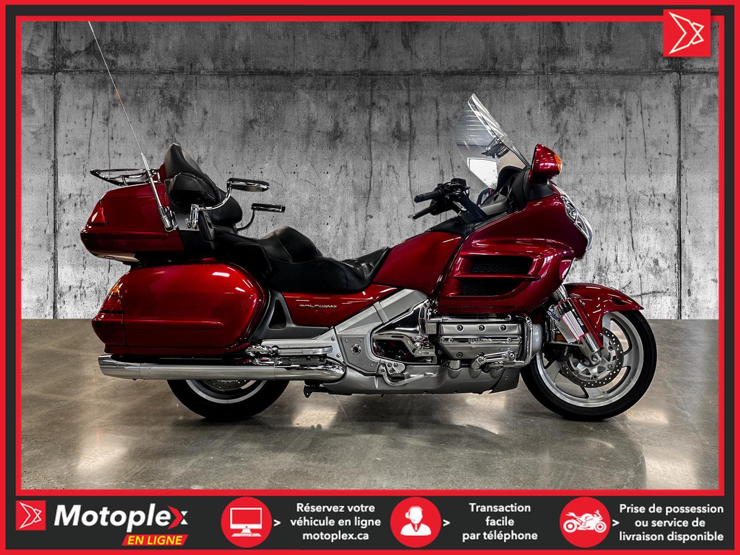 2004 Honda GOLDWING 1800 GL1800 50$/semaine