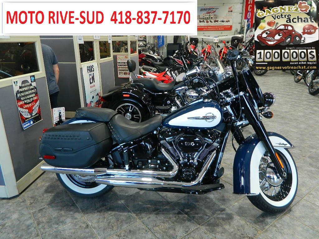 Harley-Davidson FLHCS  114 2019