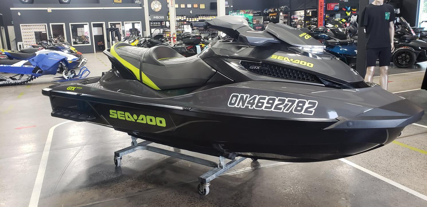2015 Sea-Doo/BRP GTX LTD 215