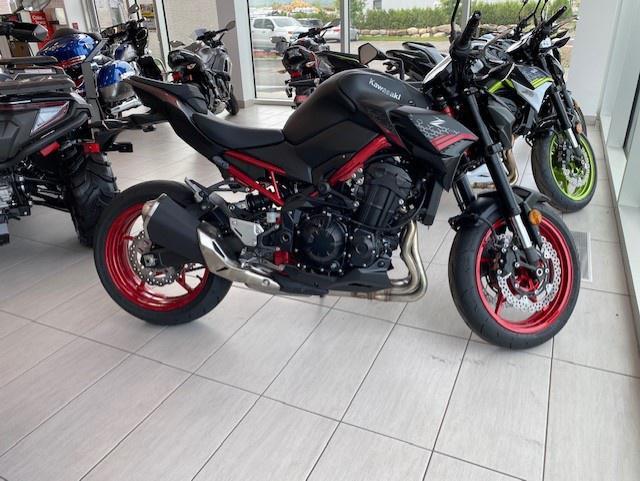 Kawasaki Z900 ABS 2021 - financement kaw. 3.99% terme 84 mois 54,00$ sem. taxes inclues