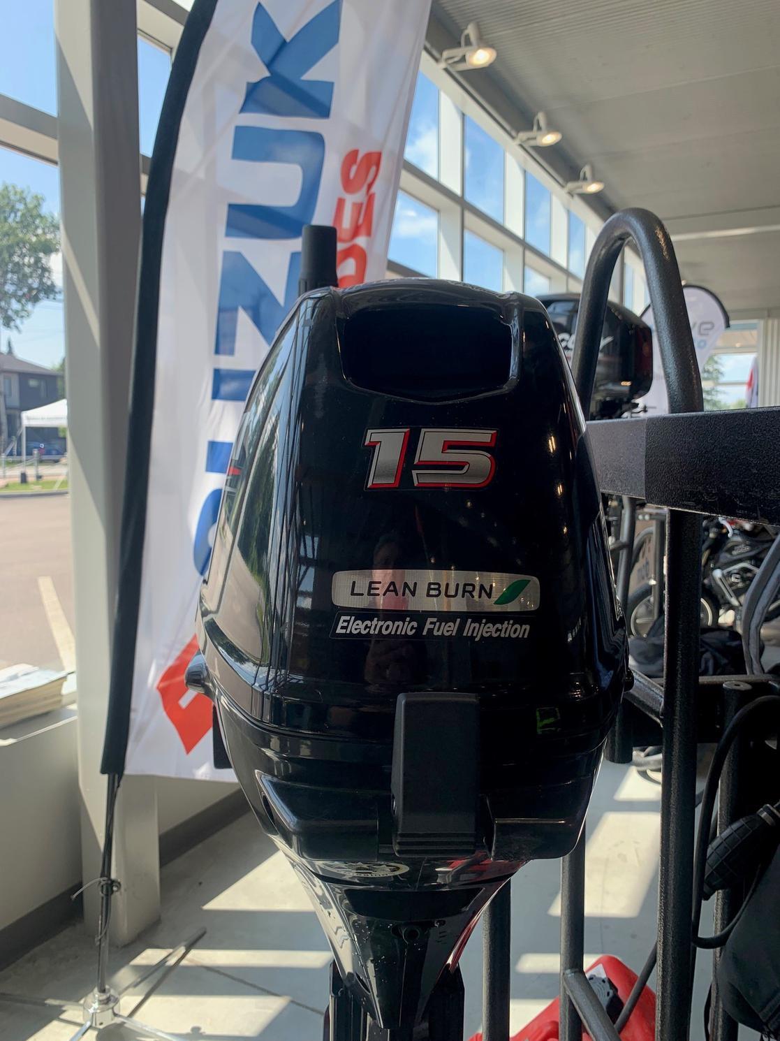 Suzuki DF15AS 2018