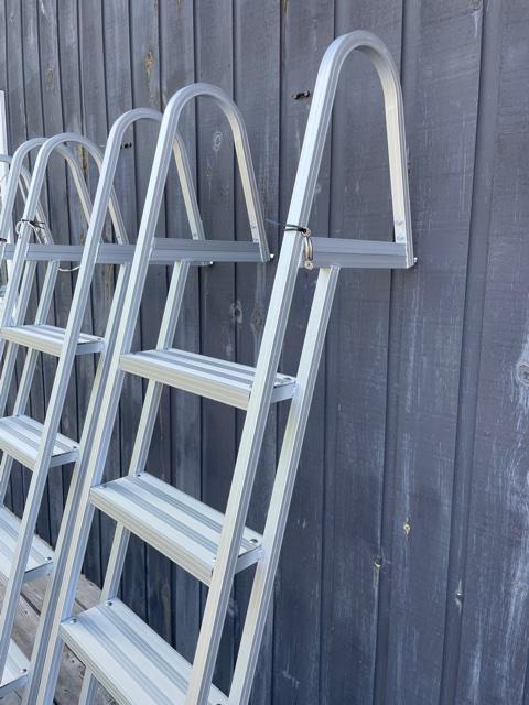 2021 Anstruther Marina Ladder 5 step