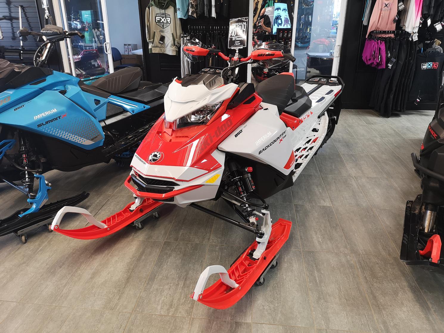 Ski-Doo BACKCOUNTRY XRS 154 850 ETEC 2021
