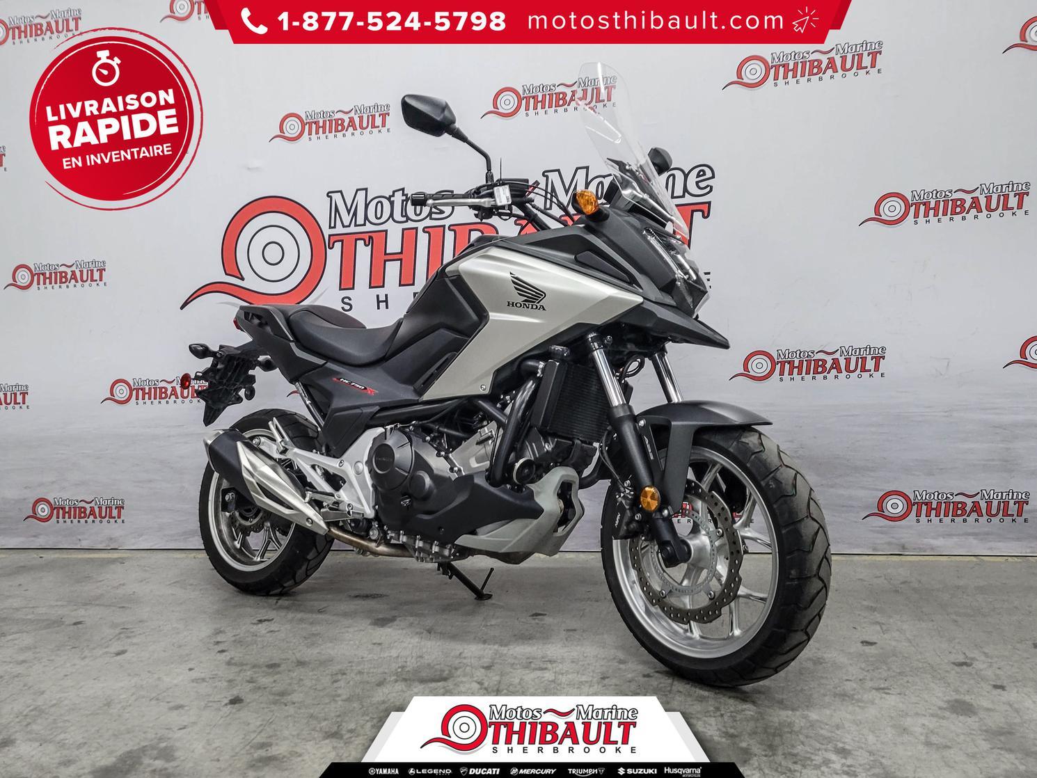 Honda NC750XA 2018 - ABS