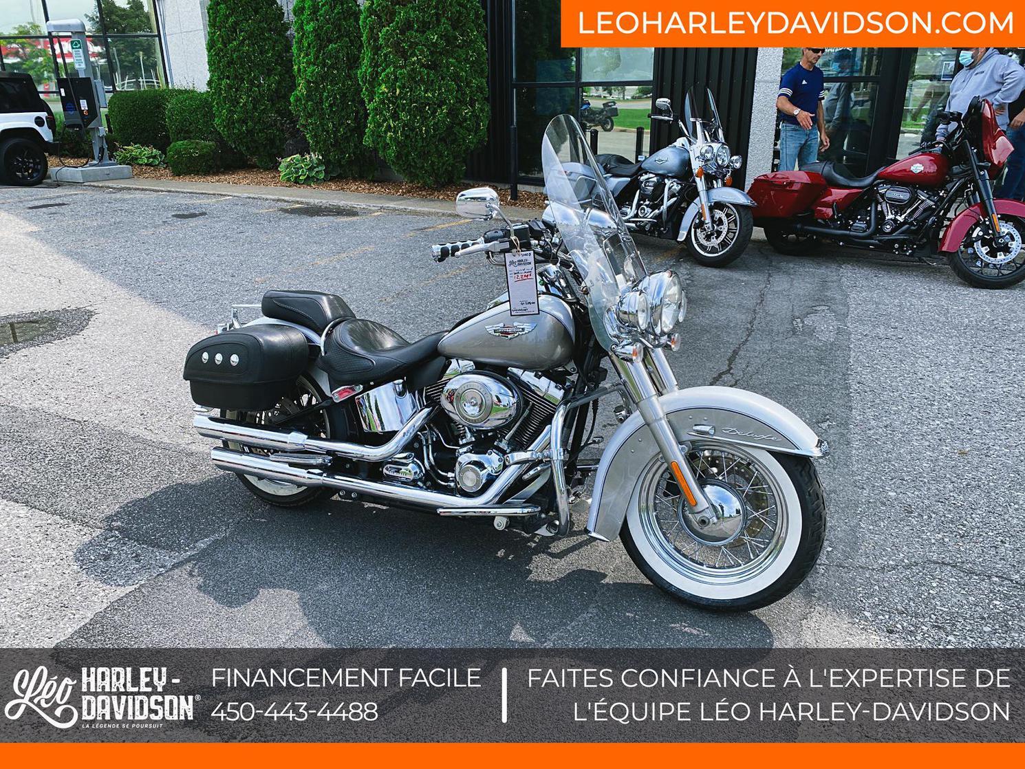 2008 Harley-Davidson ST-Softail Deluxe FLSTN