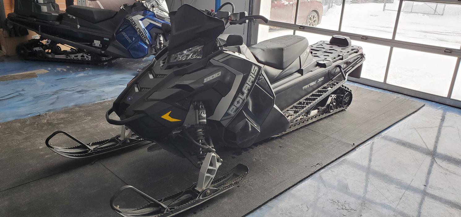 2018 Polaris 800 TITAN XC 155