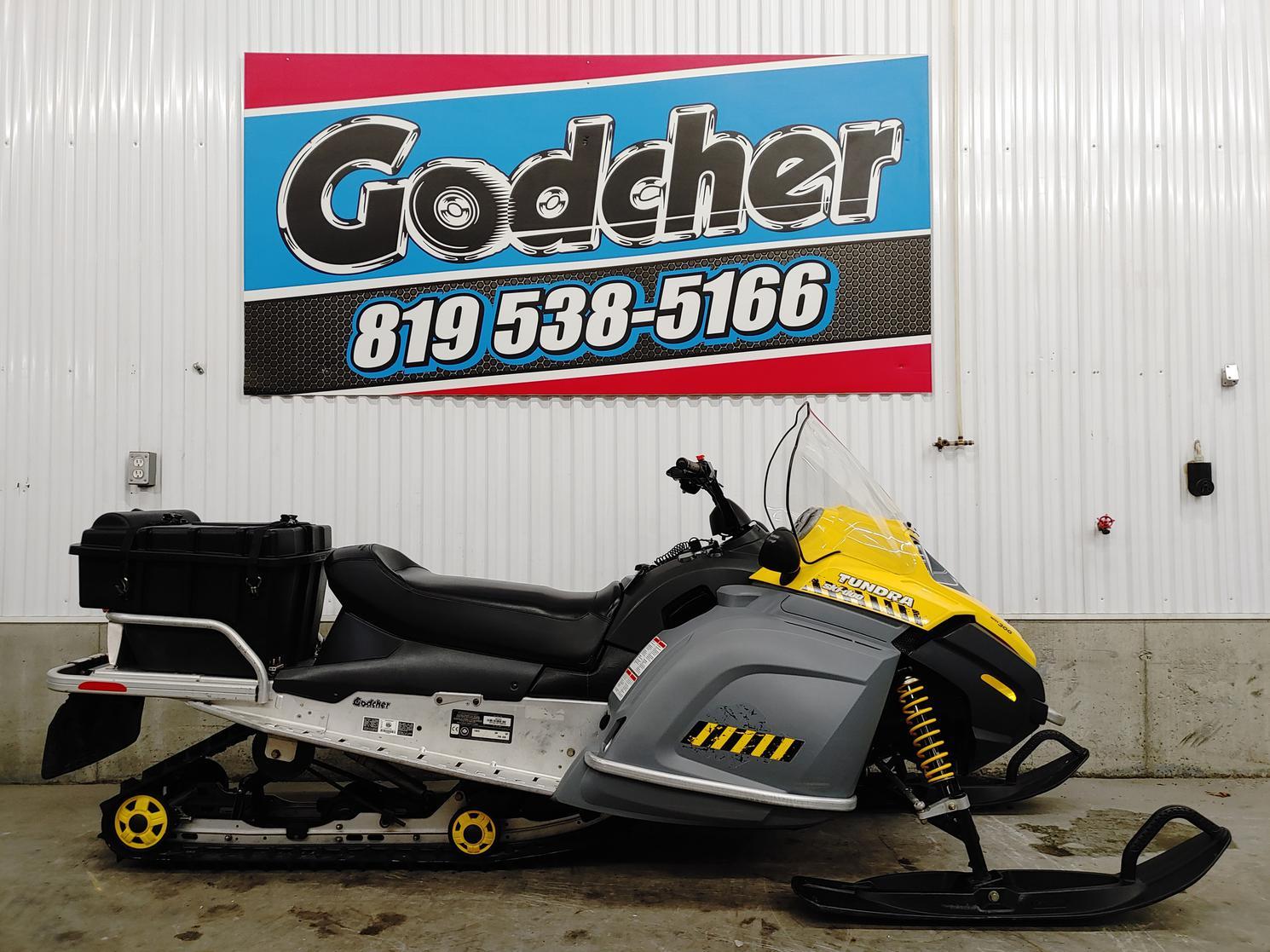 2007 Ski-Doo Tundra 300F