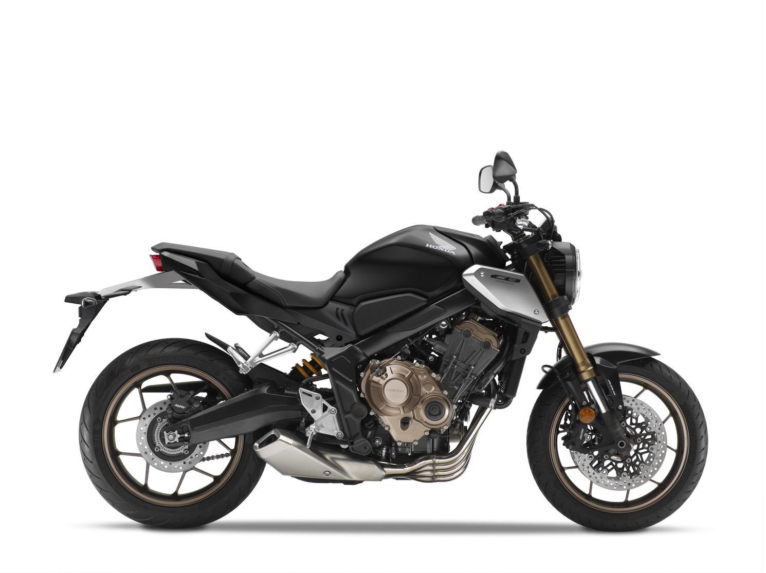 Honda cb 650r abs 2021