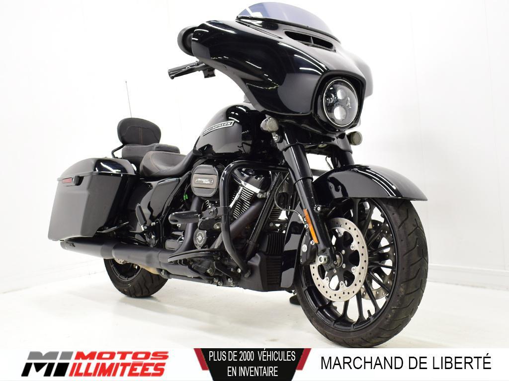 2018 Harley-Davidson FLHXS Street Glide Special Frais inclus+Taxes