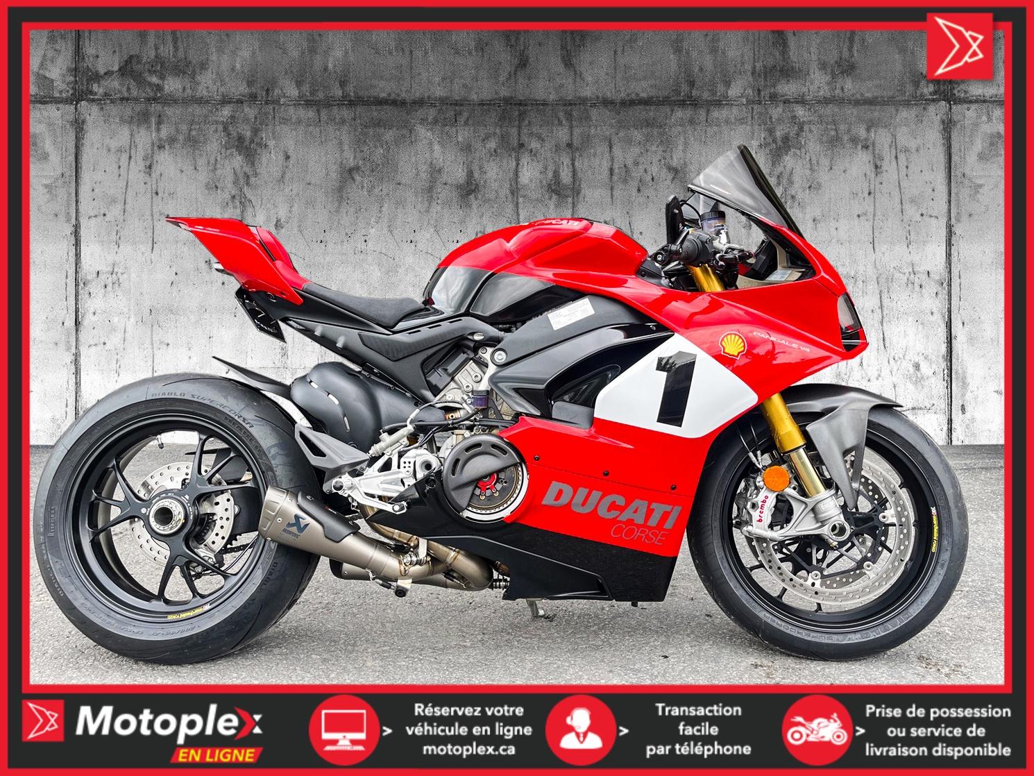 2020 Ducati PANIGALE V4 25 ANNIVERSARIO 916 EDITION 232/500