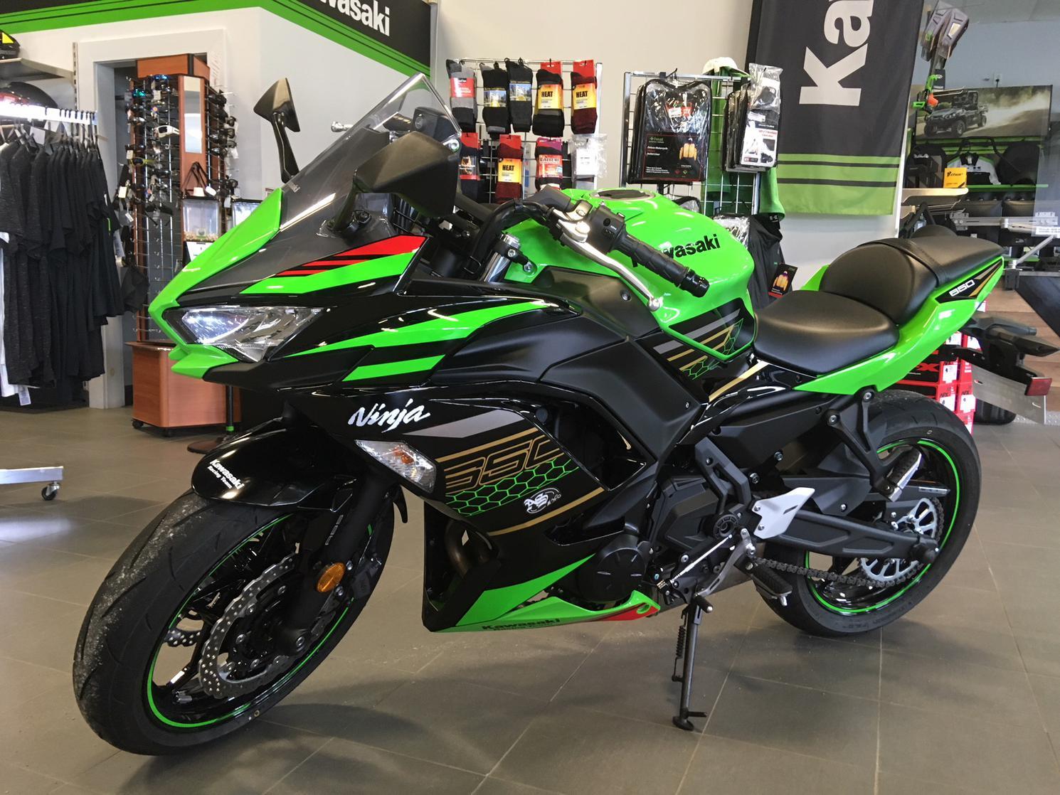 Kawasaki NINJA 650 KRT ABS - EX650 KRT ABS 2020