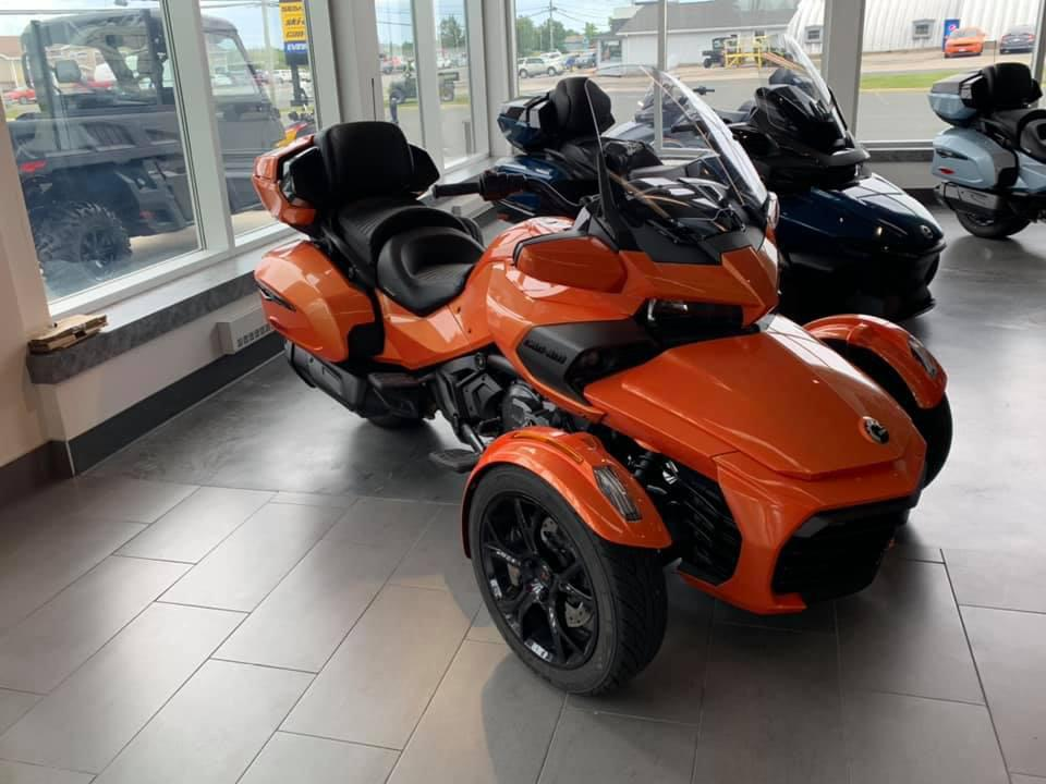 2019 Can-Am F3 LIMITED