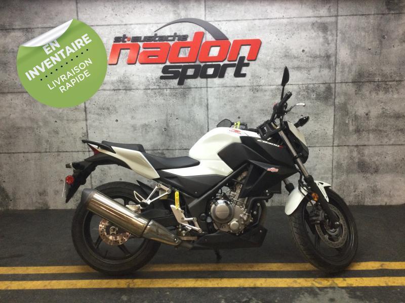 Honda CB300 2015