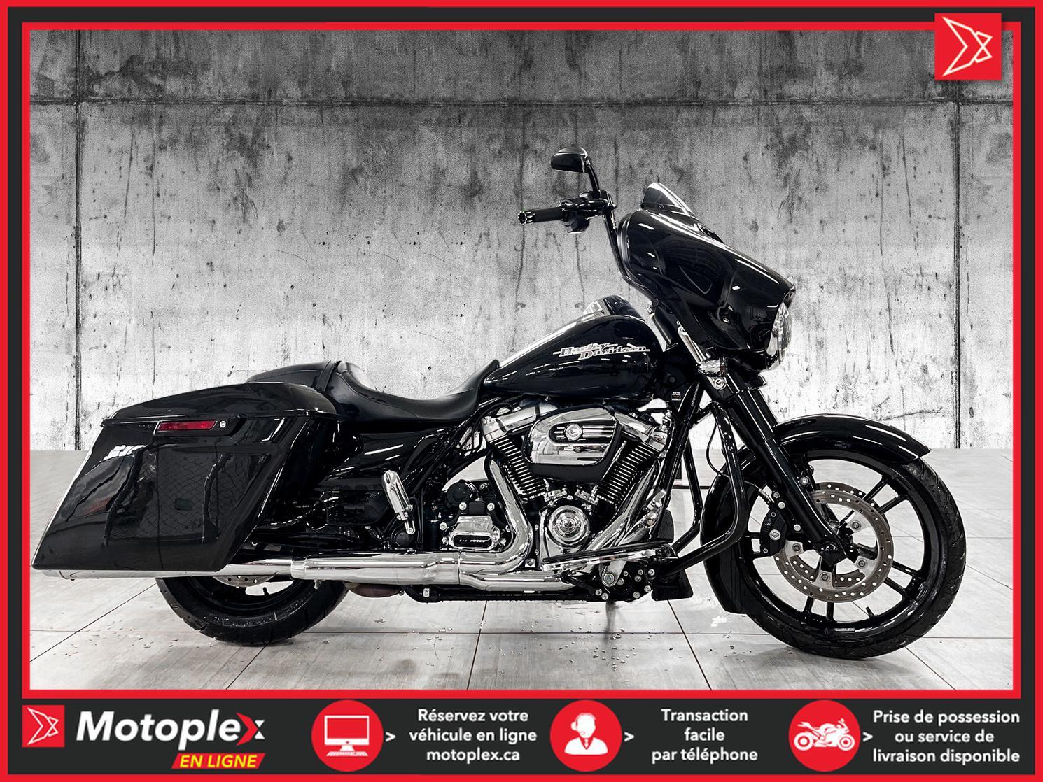 2018 Harley-Davidson FLHXS STREET-GLIDE 71$/semaine