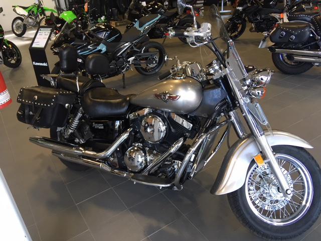 2005 Kawasaki VN1500 CLASSIC INJECTION VULCAN 1500 CLASSIC