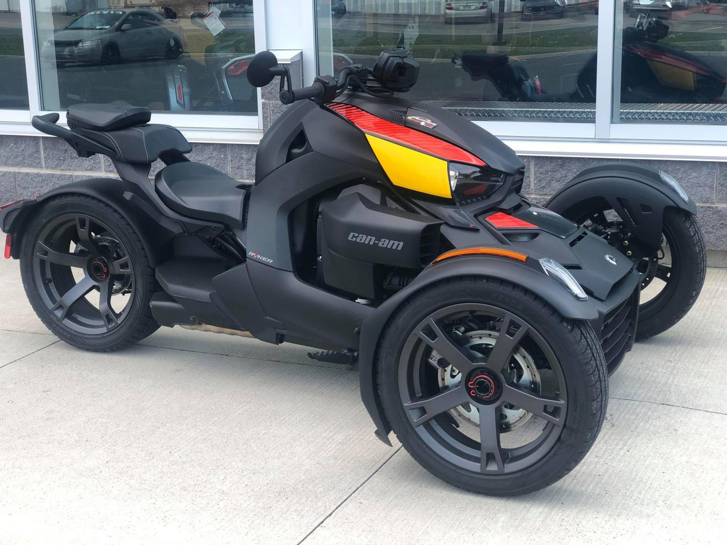 2021 Can-Am 900 ACE - DEMO